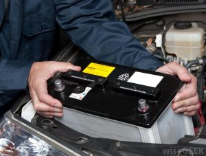 Bateria para carro Pampulha