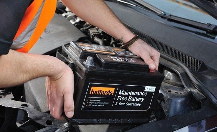 Bateria pra carro região Oeste de BH