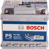Bateria Bosch 12V P5780 40AH 45AH 50AH