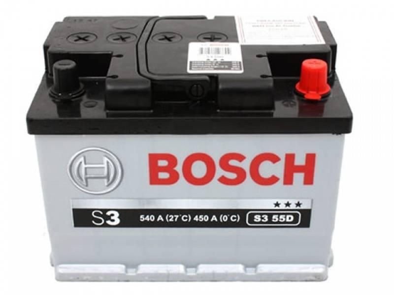 Bateria Bosch 12V