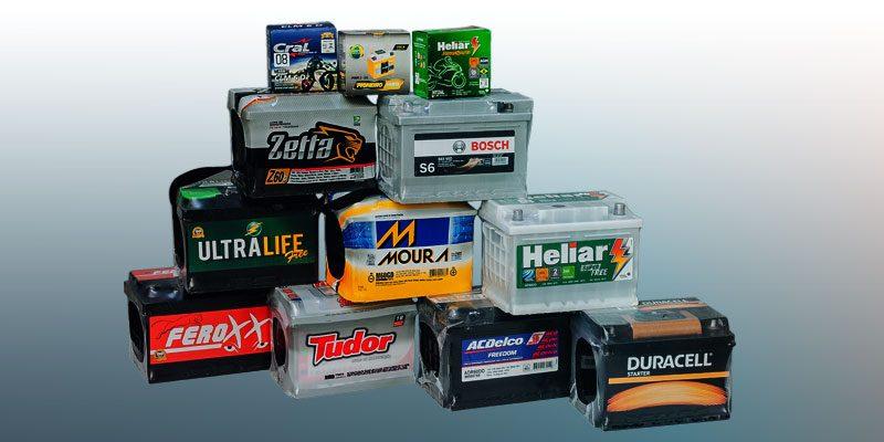 Os 5 maiores cuidados antes de comprar uma bateria de carro