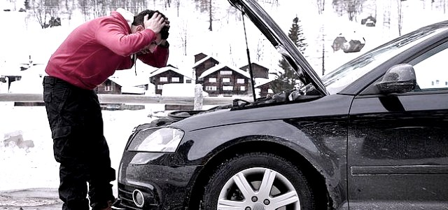 Sinais de problemas na bateria de carro