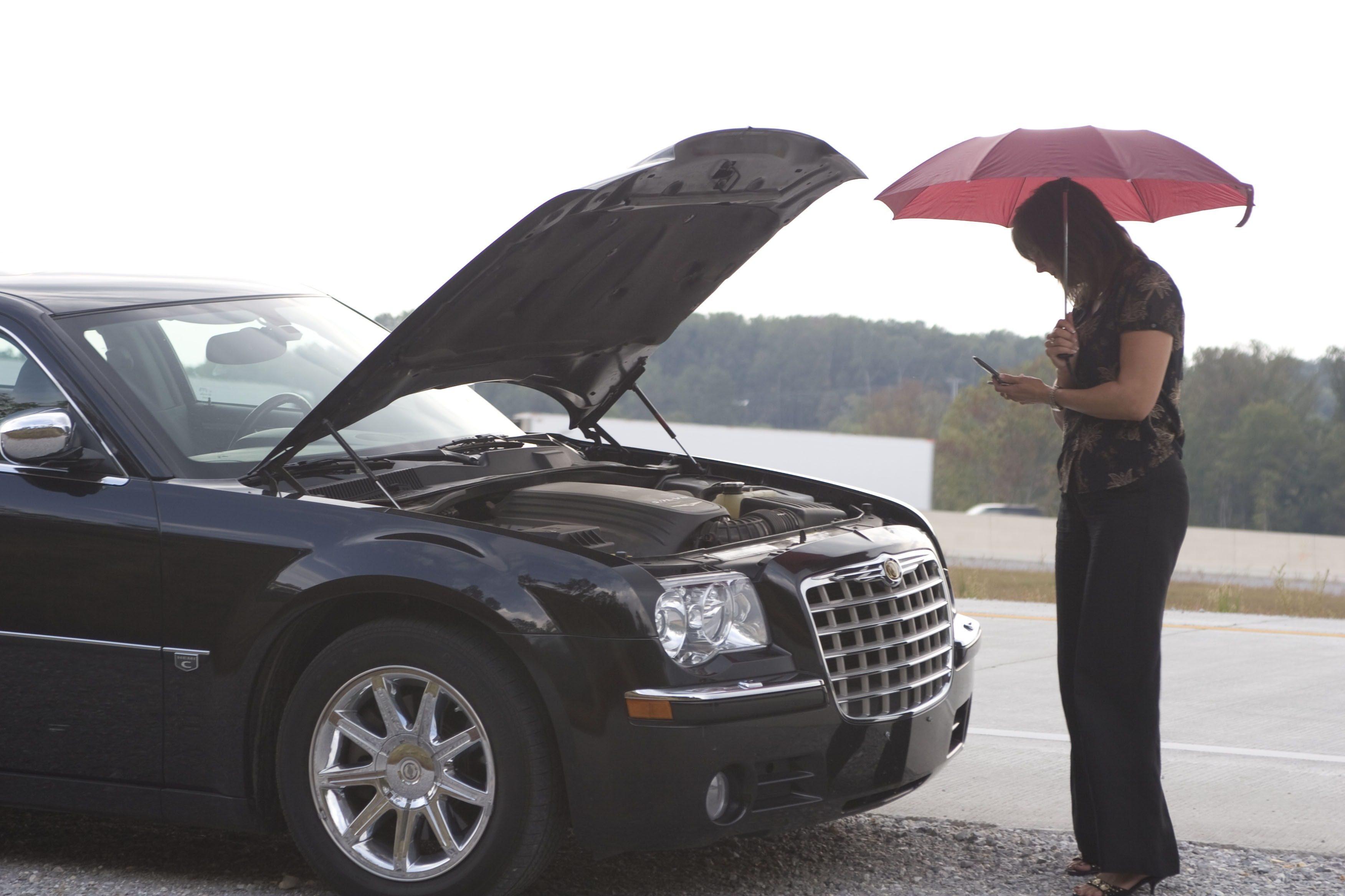 Problemas e soluções para a bateria de carro